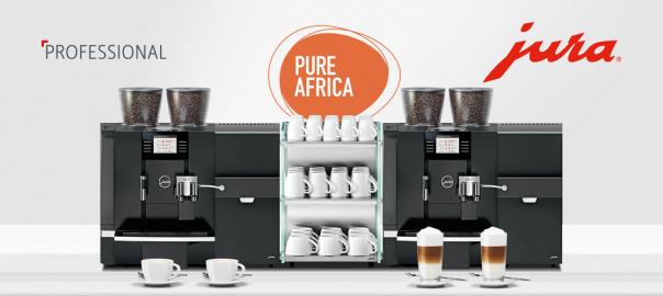 Jura koffiemachine voor kantoor
