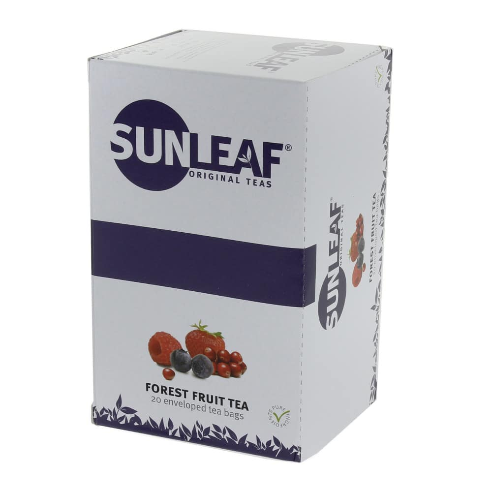 Sunleaf Forest Fruit Tea