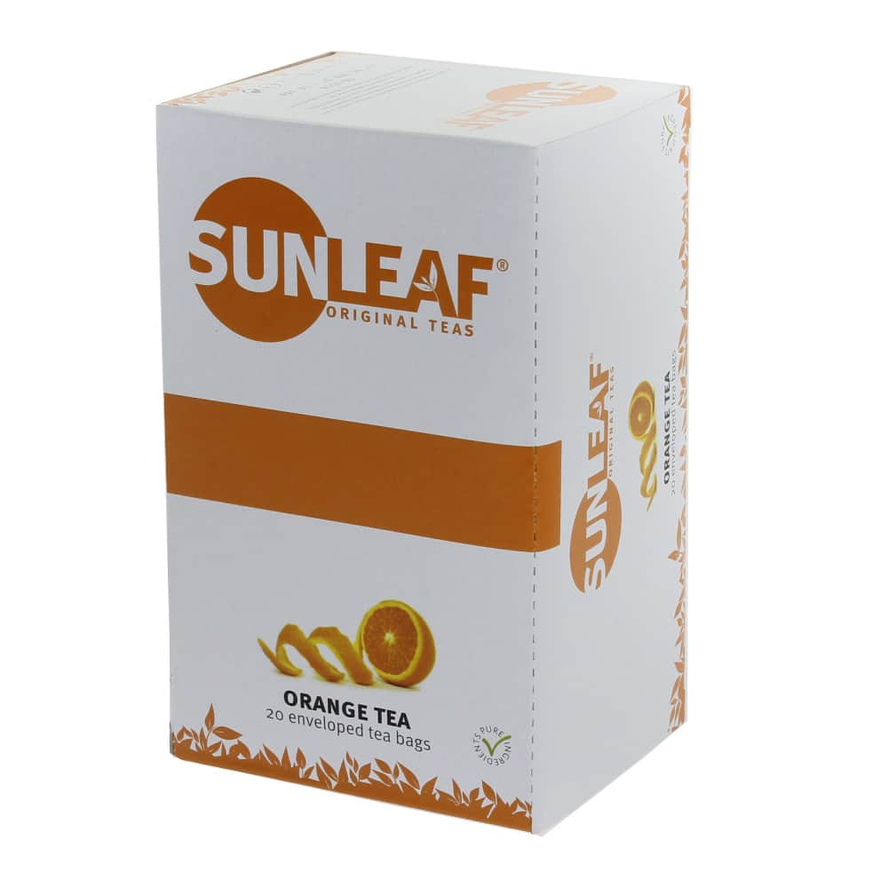 Sunleaf Orange Tea