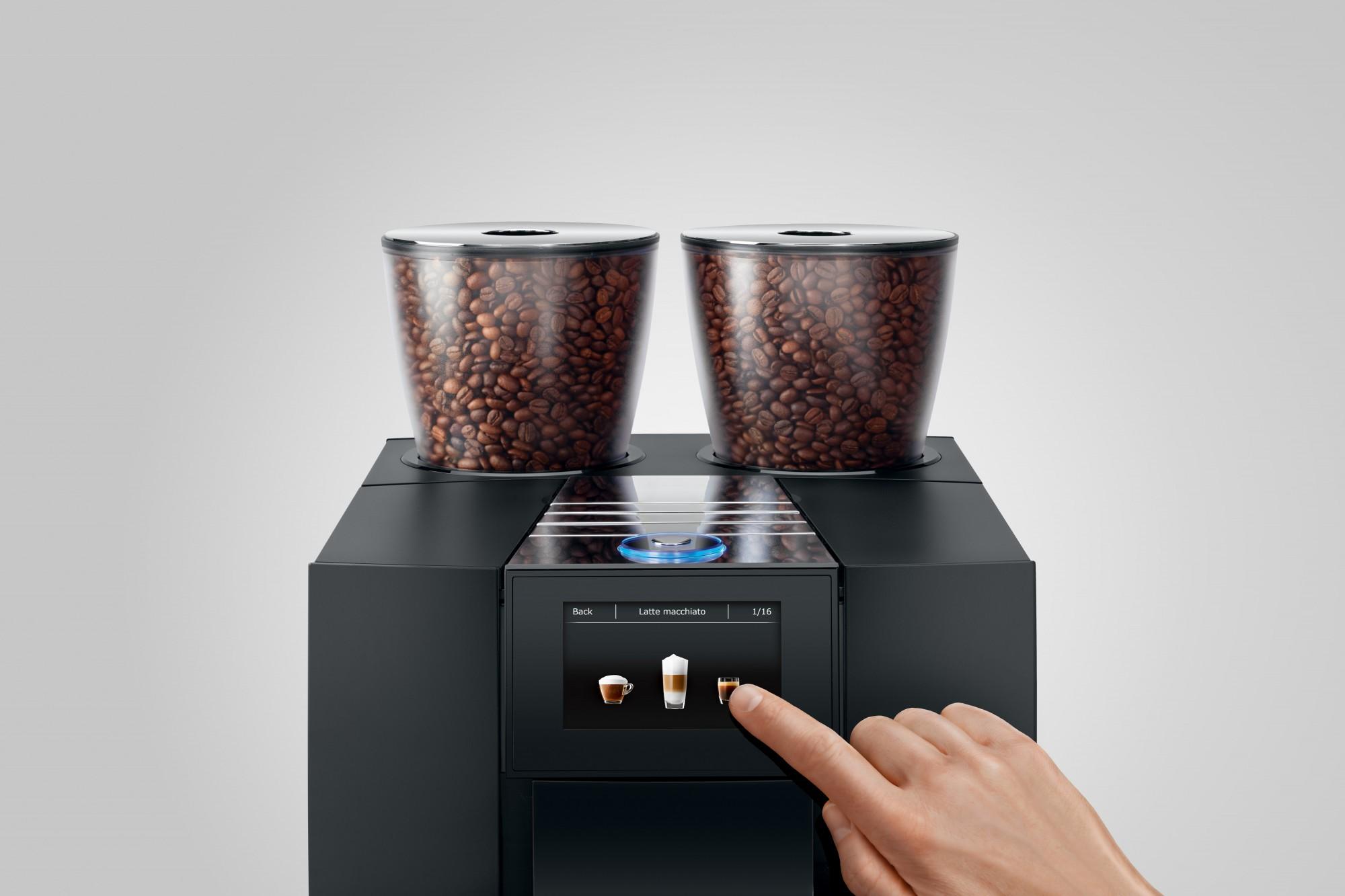 2 x 650 gram koffiebonen
