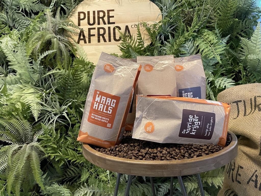 Proefpakket Arabica koffiebonen