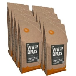 Pak je voordeel met een doos koffiebonen van Pure Africa