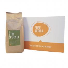8 x 1.000 gram filtermaling van Pure Africa