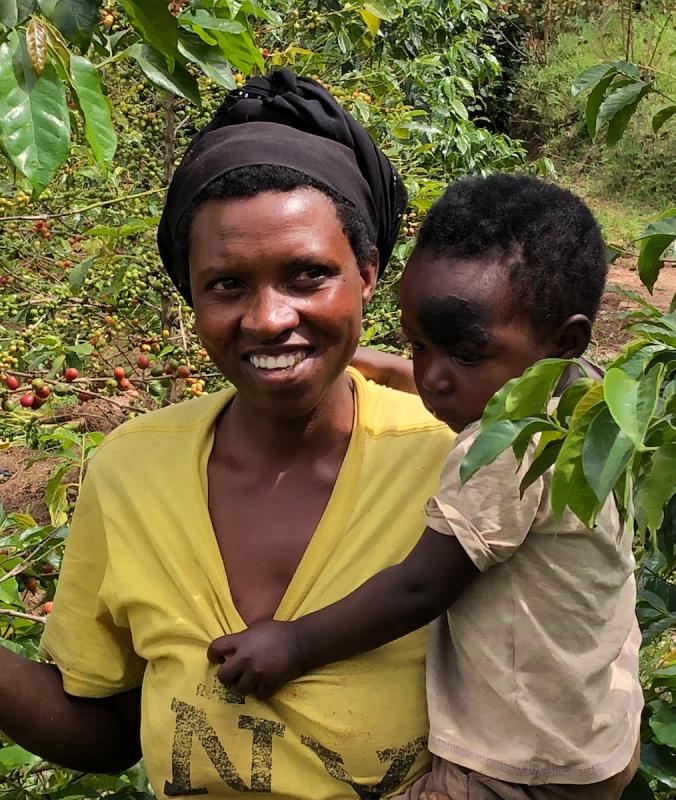 Microkrediet Mutemberezi in Rutobwe Rwanda