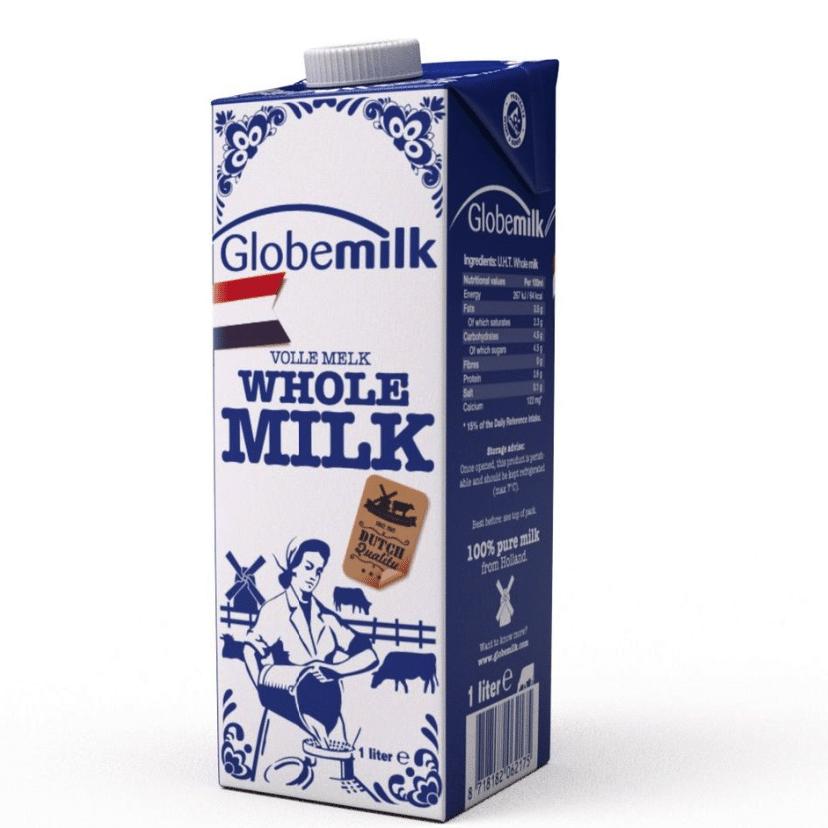 Houdbare melk voor cappuccino