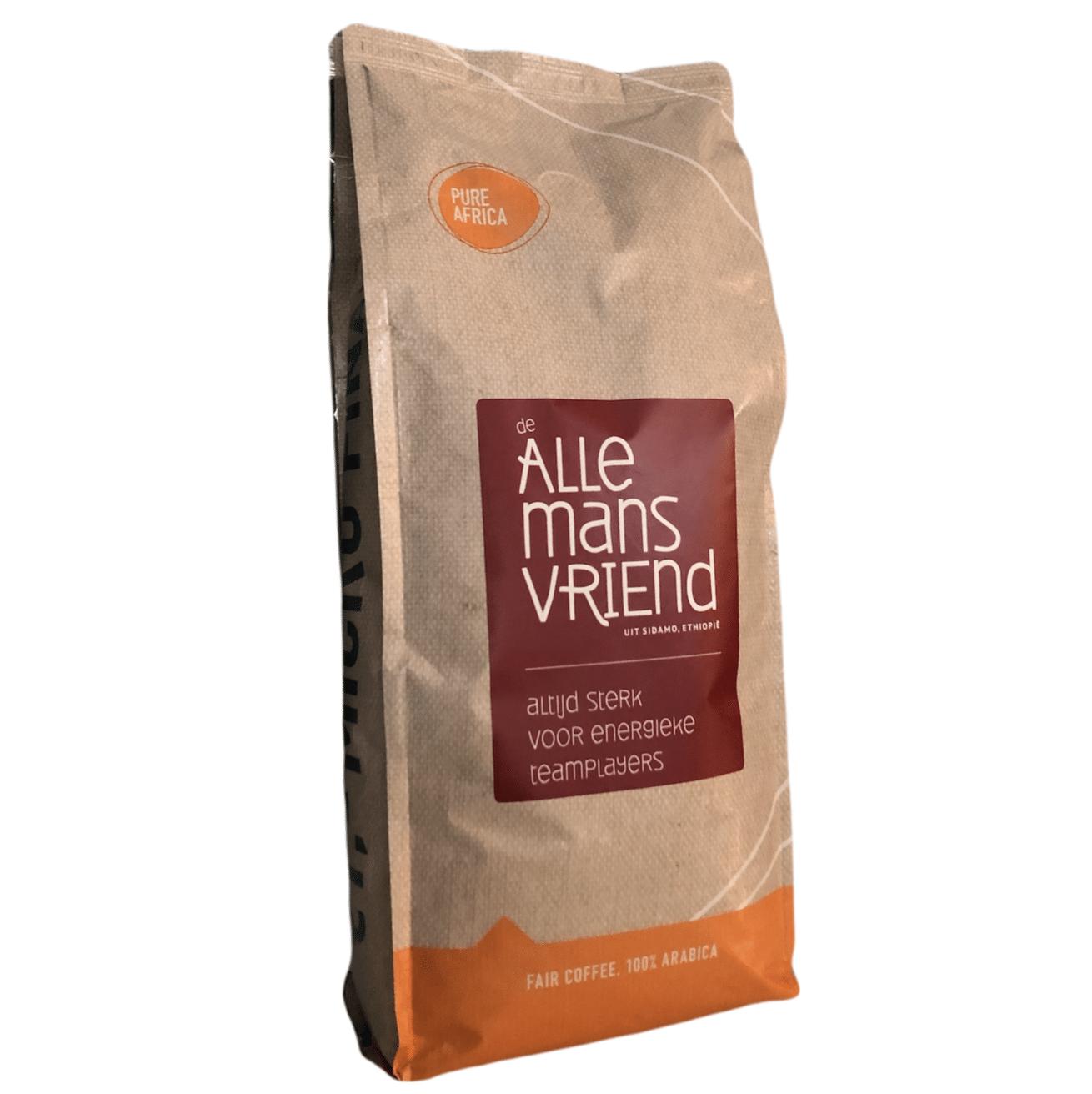 100% Arabica koffiebonen uit Ethiopië