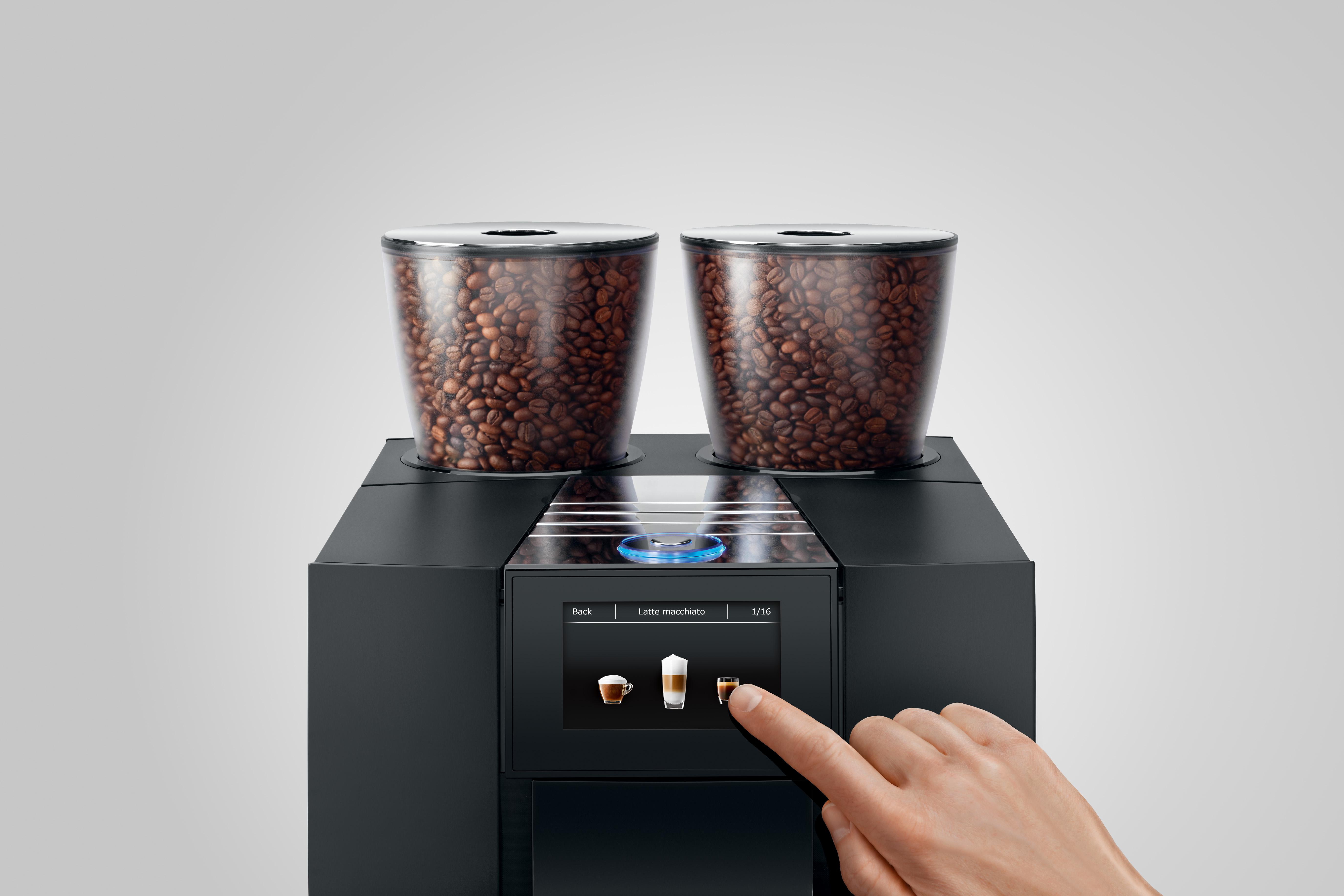Zakelijke koffiemachines