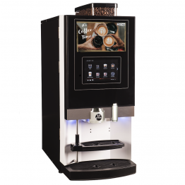 Touchscreen espressomachine ETNA Dorado Medium