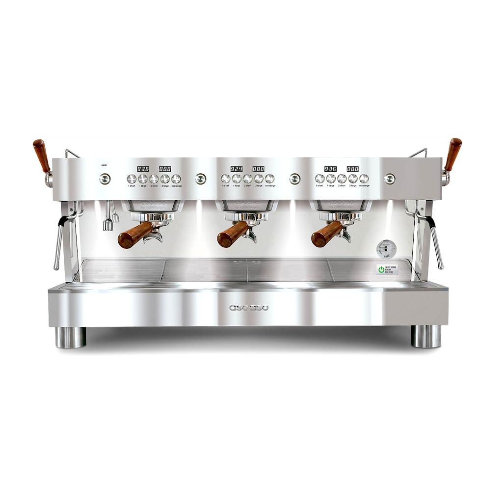 Horeca espressomachine van Ascaso kopen of leasen bij Pure Africa