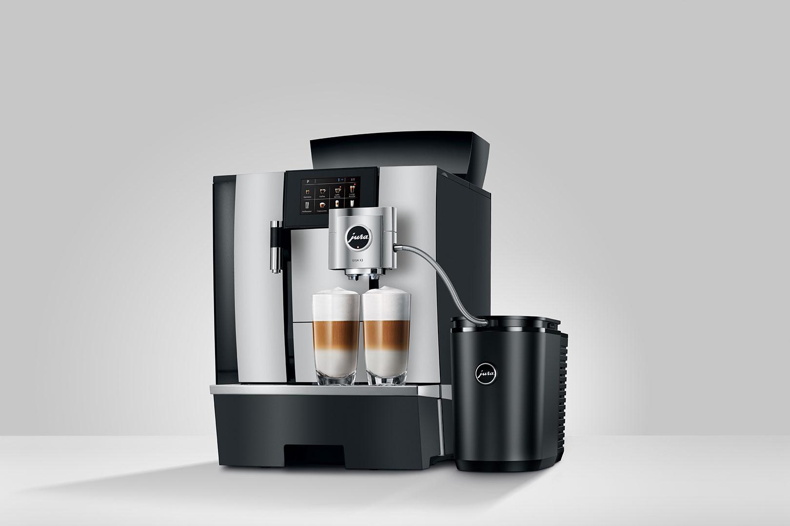 Professionele koffiemachine voor kantoor