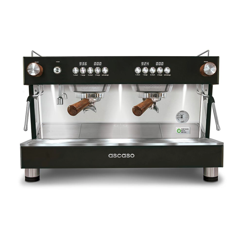 Semi automatic office coffee machine