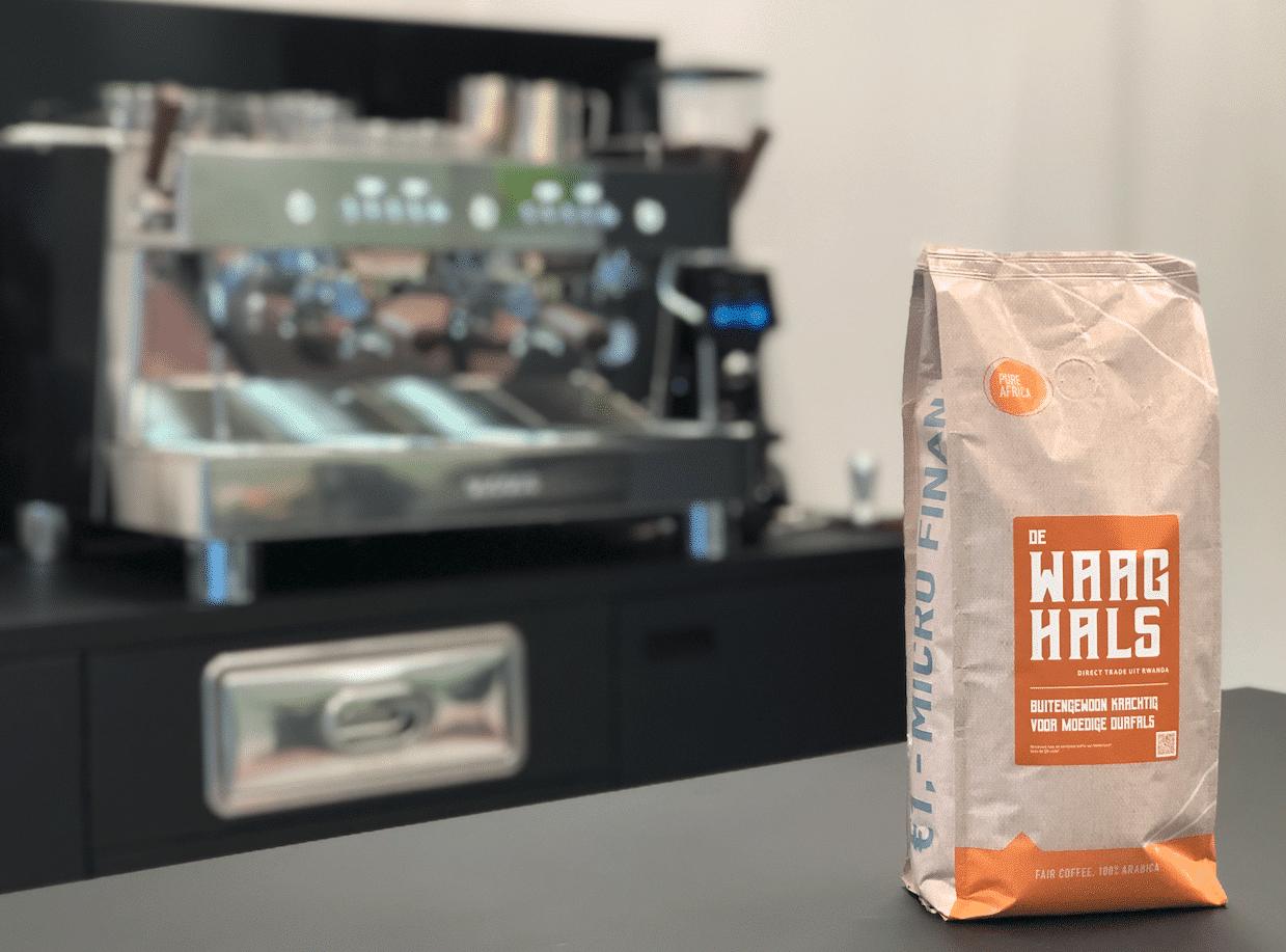 Ascaso espressomachine voor kantoor