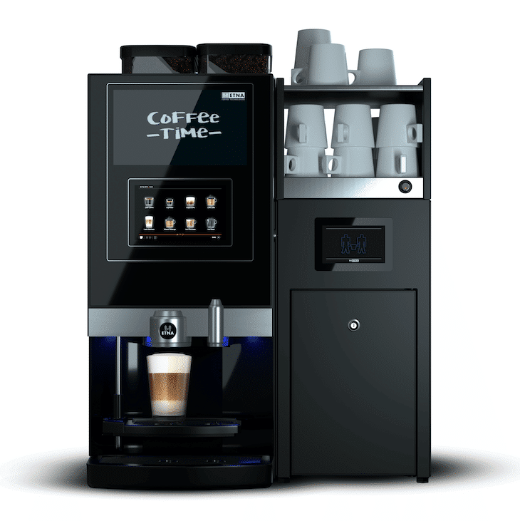 ETNA MilkBase professionele koffiemachine