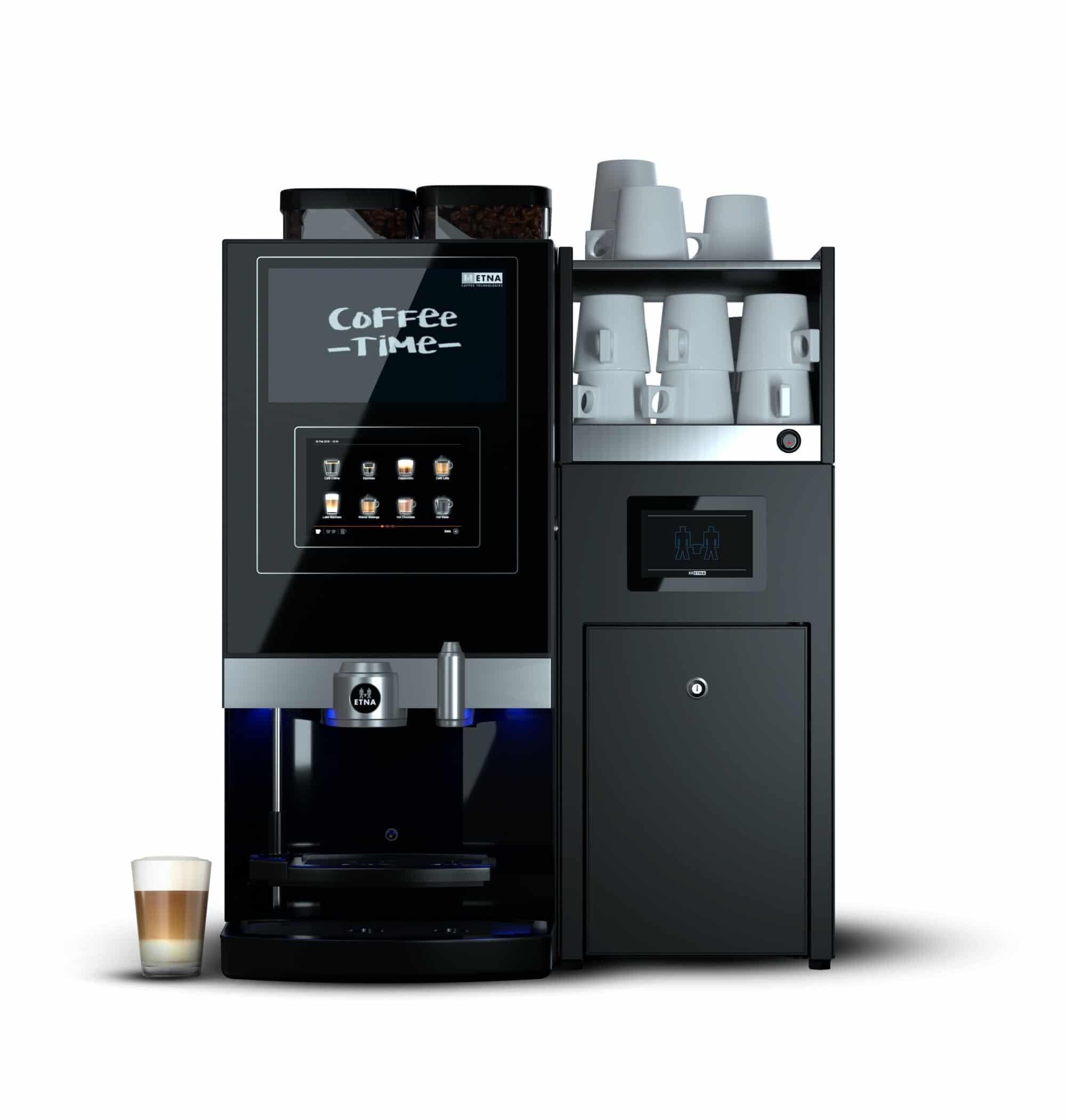 ETNA MilkBase espressomachine zakelijk