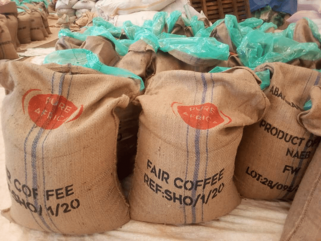 Update direct trade koffie