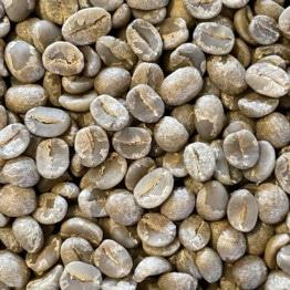 Groene koffie van Sholi uit Rwanda