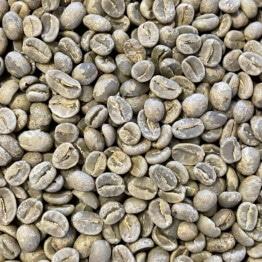Groene koffie uit Rwanda van Nova cooperatie