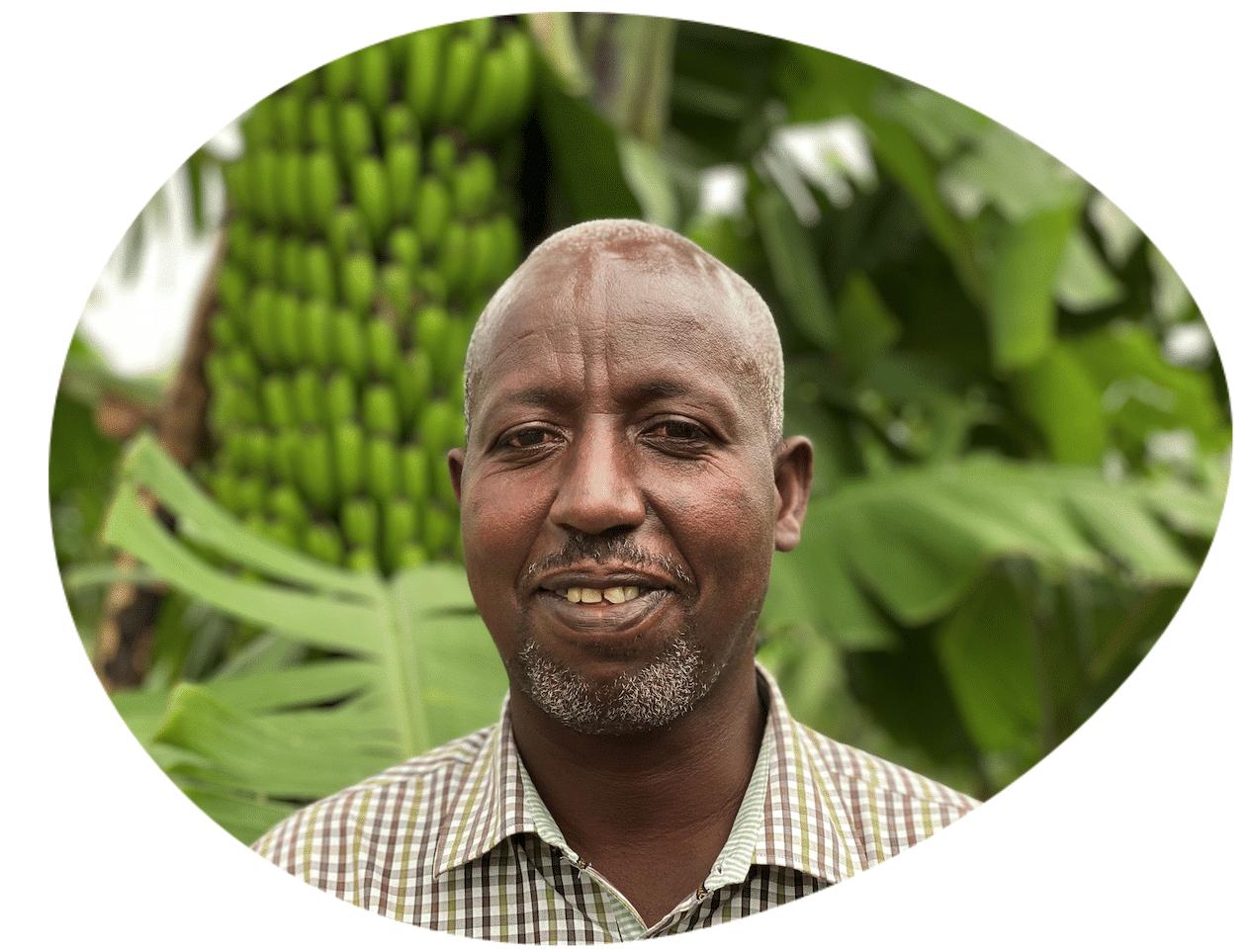 Microkrediet bezoek – Alexis Mbonera